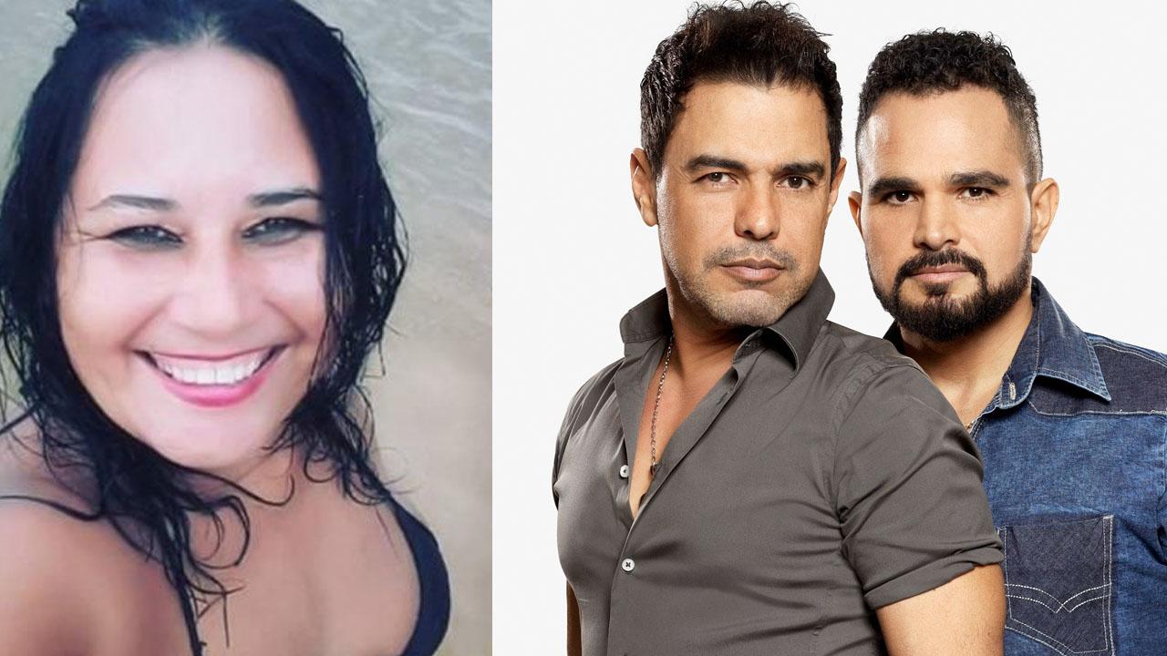 Cleo Loyola é ex esposa de Luciano Camargo (Foto: Divulgação)